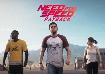 Сюжетный трейлер Need For Speed Payback рассказывает о персонажах и деталях игры