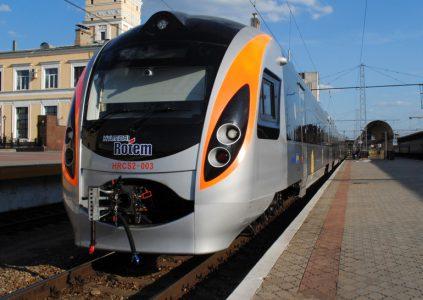 С 10 декабря «Укрзалізниця» запустит новый поезд в Польшу