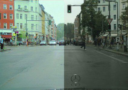 Исследователи пытаются научить нейронную сеть создавать мобильные фотографии, сопоставимые по качеству со снимками с зеркальных камер