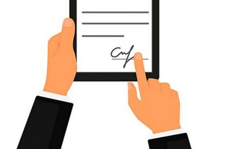 В Евросоюзе впервые правовой акт подписали в электронном виде с помощью ЭЦП