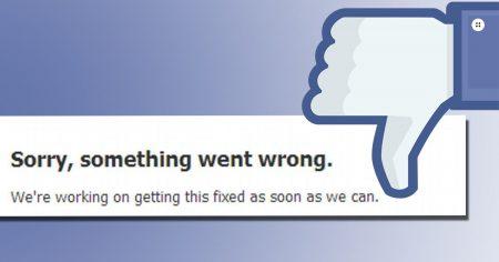 В работе Facebook и Instagram по всему миру произошел сбой