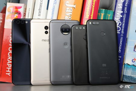 Сравнение камер: ASUS Zenfone 4 против Huawei Nova 2, Meizu M6 Note, Moto G5s Plus и Xiaomi Mi A1 (голосование завершено)