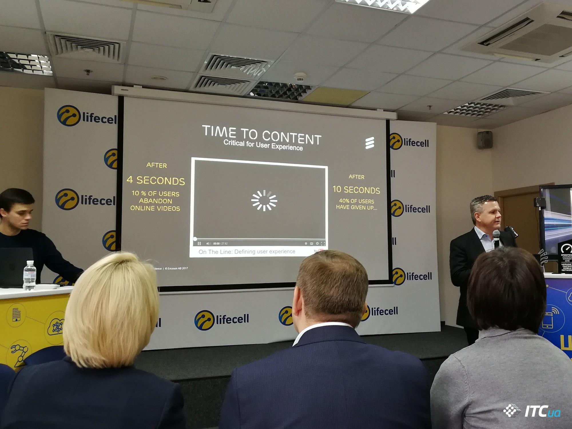 4G в Украине от lifecell и Ericsson: когда и зачем?