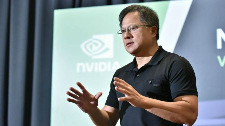 Глава Nvidia рассказал о том, чем компания намерена заниматься в будущем