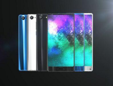 MAZE Alpha X — недорогой «безрамочный» смартфон с большой батареей