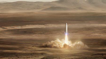 Ученые: пока что строить базу на Марсе нецелесообразно с точки зрения финансов