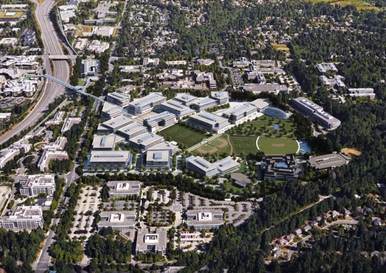 Microsoft показала свою будущую штаб-квартиру вРедмонде