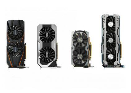Игры и майнинг криптовалют вызвали рост рынка GPU, особенно дискретных настольных решений
