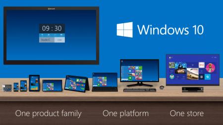 Операционная система Windows 10 установлена уже на 600 млн устройств