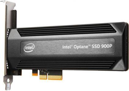 Intel выпустила высокоскоростной Optane SSD 900P по вменяемой цене