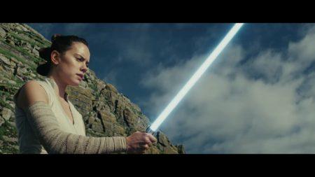 «Тьма сгущается»: Вышел новый трейлер восьмого эпизода «Звездных войн»