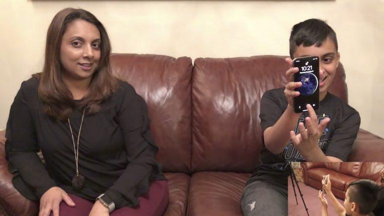 ВСША 10-летний парень взломал защиту наiPhone X собственной матери