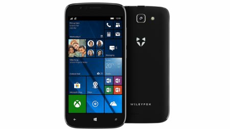 Представлен смартфон Wileyfox Pro с… ОС Windows 10 Mobile. У него широкие рамки дисплея, бюджетная начинка и цена $250