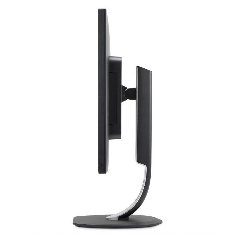 Представлен новый 32-дюймовый монитор Philips Brilliance 328P6AUBREB с QHD-разрешением, 99% покрытием Adobe RGB и док-станцией USB-C