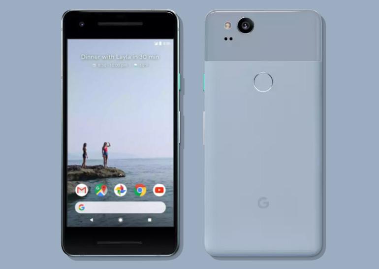 Что-то пошло не так Некоторые смартфоны Google Pixel 2 XL поставляются вовсе без ОС Android