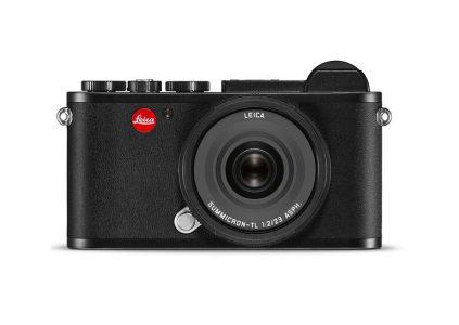 Leica CL – беззеркальная камера с сенсором APS-C, поддержкой сменных объективов и ценой $2800