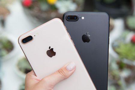 Эксперты «Алло» выяснили, что изменилось в iPhone 8 Plus против 7 Plus