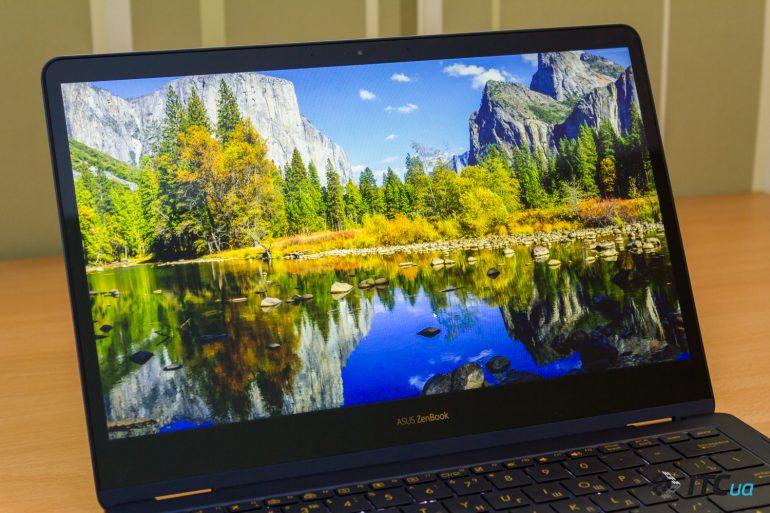 Обзор ноутбука ASUS ZenBook Flip S UX370
