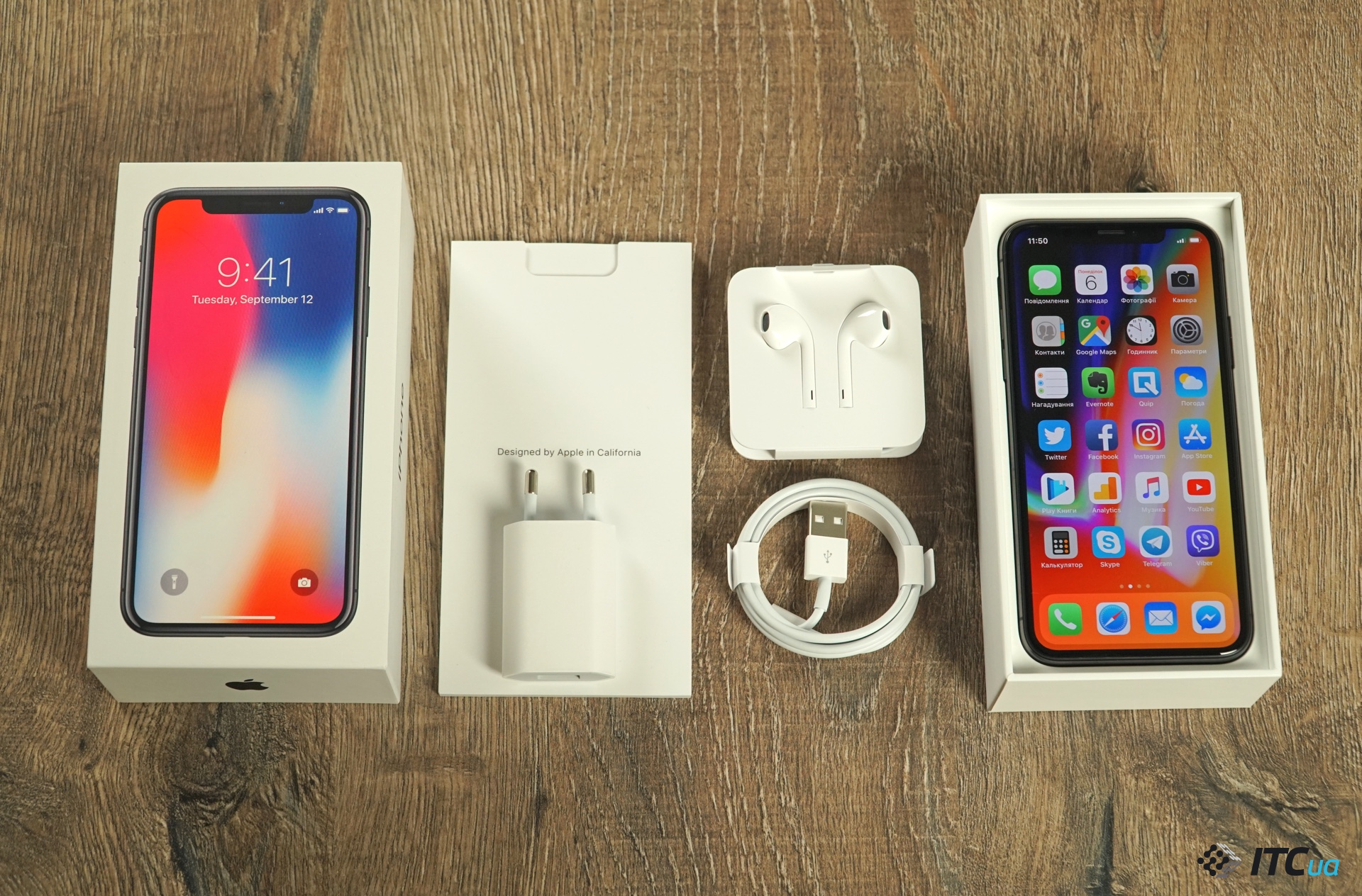 iphone 8 что входит в комплект