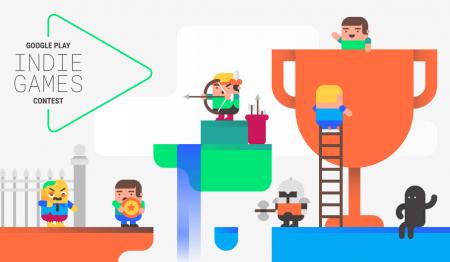 Google приглашает независимых украинских разработчиков мобильных игр поучаствовать в конкурсе Google Play Indie Games Contest