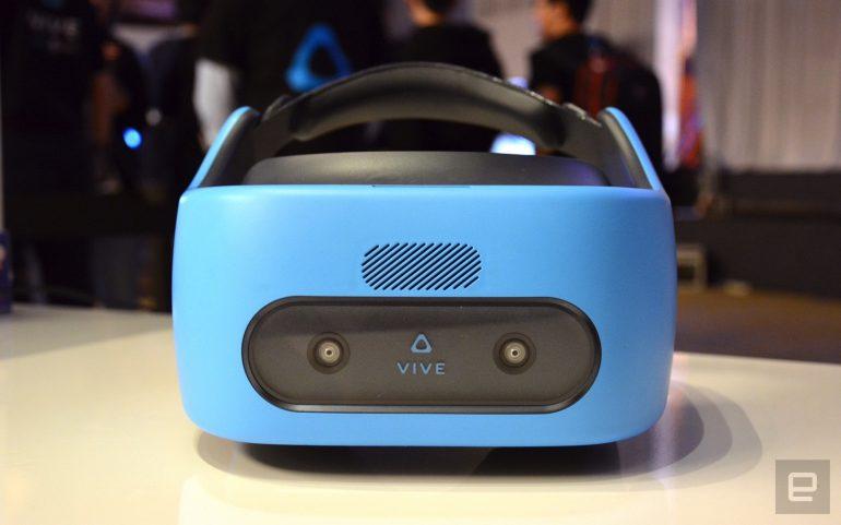HTC представила автономную гарнитуру виртуальной реальности HTC Vive Focus и отменила планы по созданию Daydream-модели совместно с Google