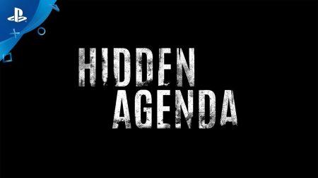 Hidden Agenda: убийца – дворецкий!