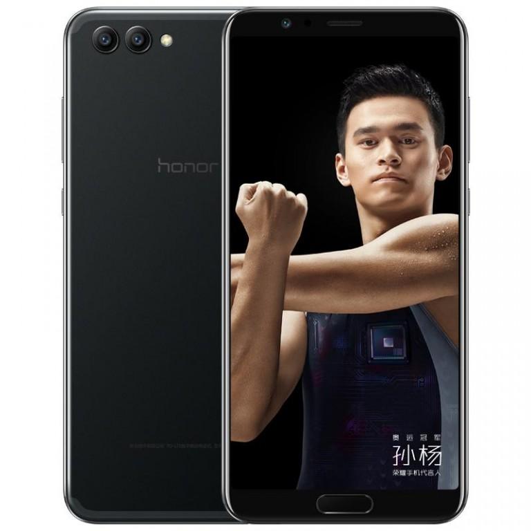 Смартфон Huawei Honor V10 представлен официально: 5,99-дюймовый экран 18:9, процессор Kirin 970 и двойная камера по цене от $400 (обновлено)
