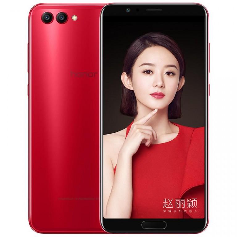 Смартфон Huawei Honor V10 представлен официально: 5,99-дюймовый экран 18:9, процессор Kirin 970 и двойная камера по цене от $400