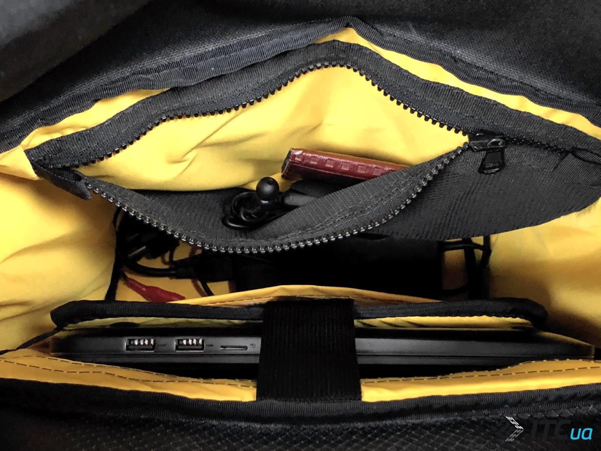 Сделано в Украине: Обзор рюкзака GUD NODE