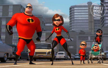 Первый тизер сиквела «Суперсемейка 2» / Incredibles 2, который выйдет спустя 14 лет после премьеры первой части [обновлено]