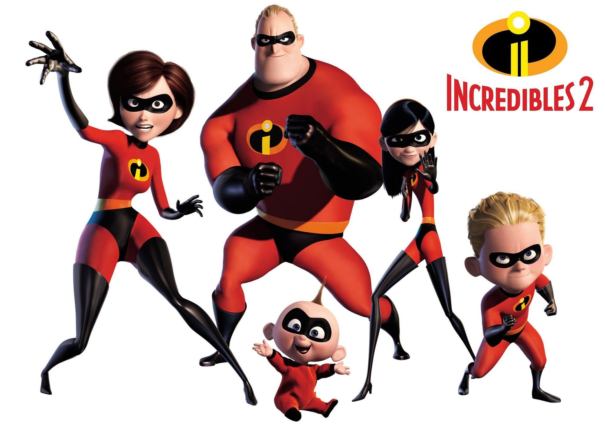 1-ый тизер «Суперсемейки 2» появился вweb-сети интернет