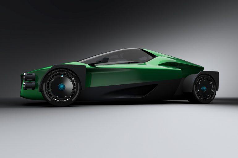"""""""Быстрее и дороже Tesla Roadster 2"""": Тайваньская компания XING Mobility анонсировала электромобиль Miss R стоимостью $1 млн с разгоном до 100 км/ч за 1,8 секунды"""