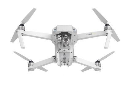 DJI сделала для Apple эксклюзивную версию дрона Mavic Pro в белом цвете