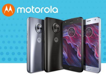 В Украине стартовали продажи защищенного по стандарту IP68 смартфона Motorola Moto X4 с двойной камерой по цене 11995 грн
