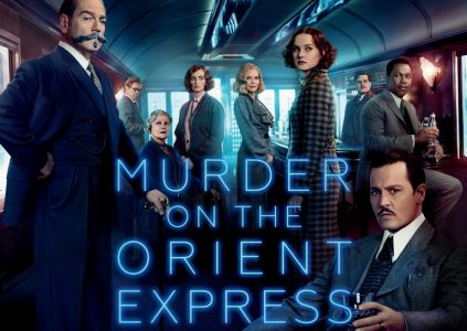 """Murder on the Orient Express / «Убийство в """"Восточном экспрессе""""»"""