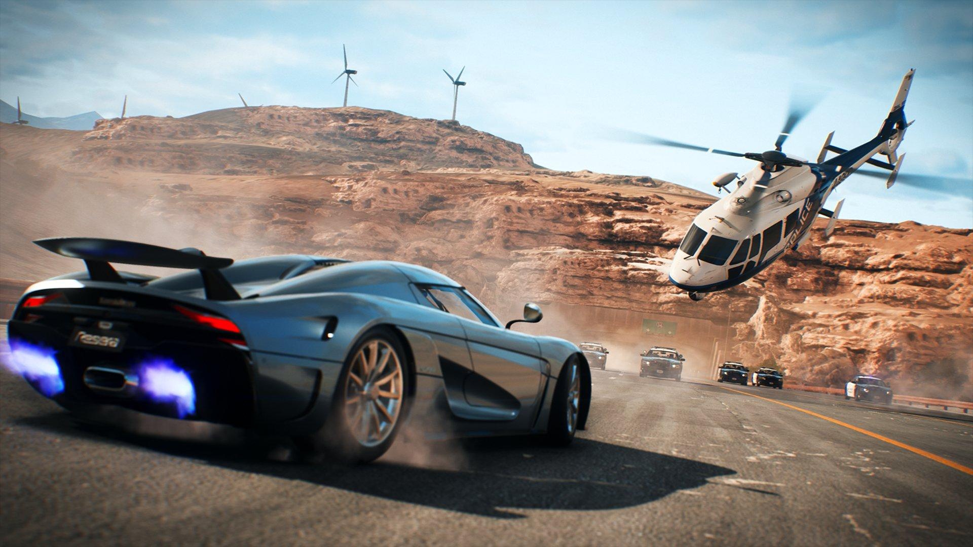 Выпущен релизный трейлер Need for Speed Payback