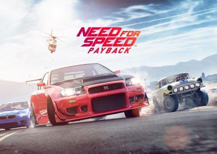 Need for Speed Payback: угонщики против угонщиков