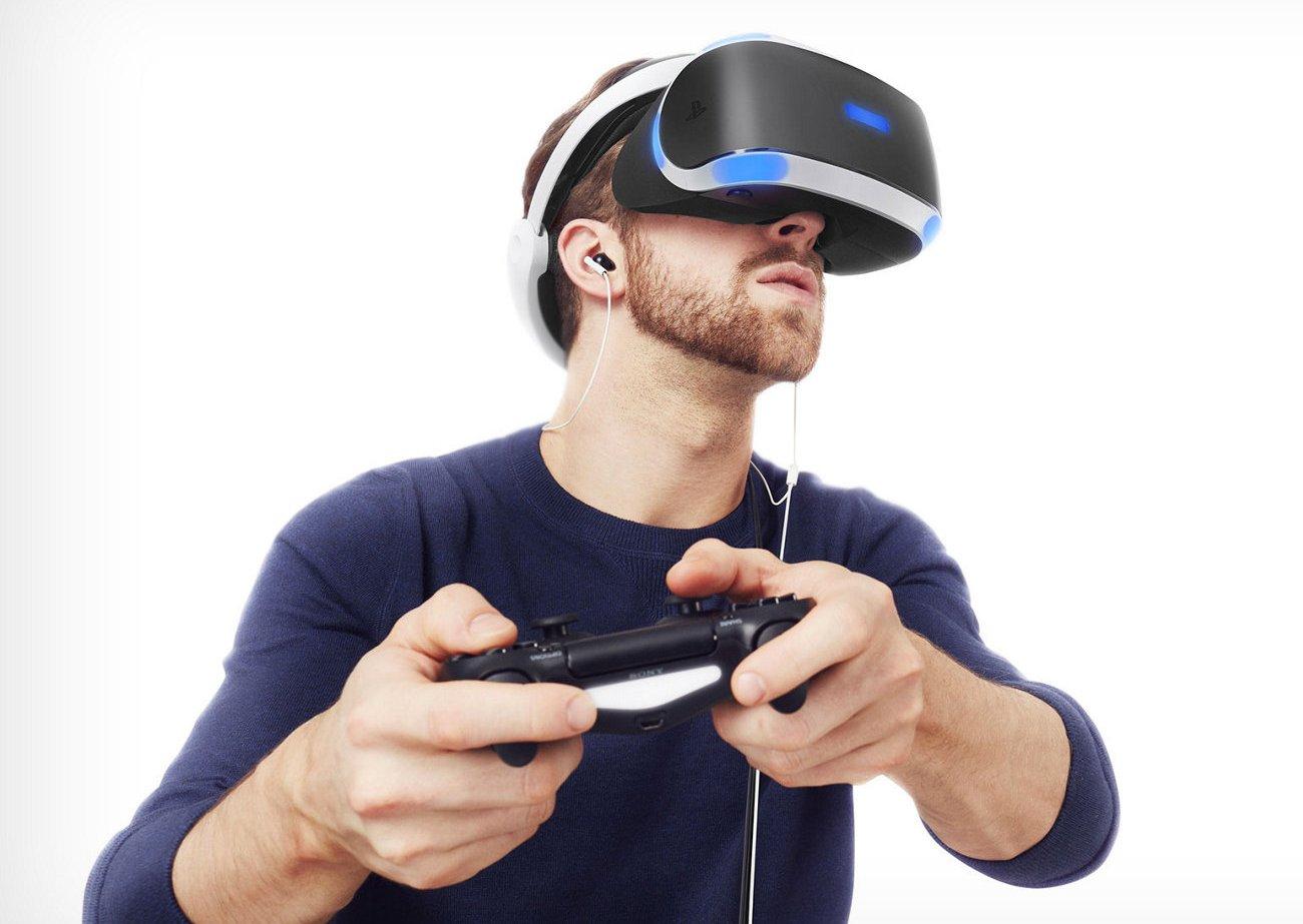 Производители шлемов виртуальной реальности впервые продали более 1 млн экземпляров за квартал однозначный лидер – Sony Play Station VR с долей 49