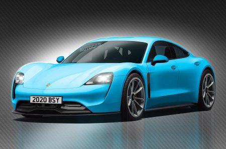 Porsche: «Электромобиль Mission E полностью готов к серийному производству, после него мы займемся разработкой электрокроссовера»