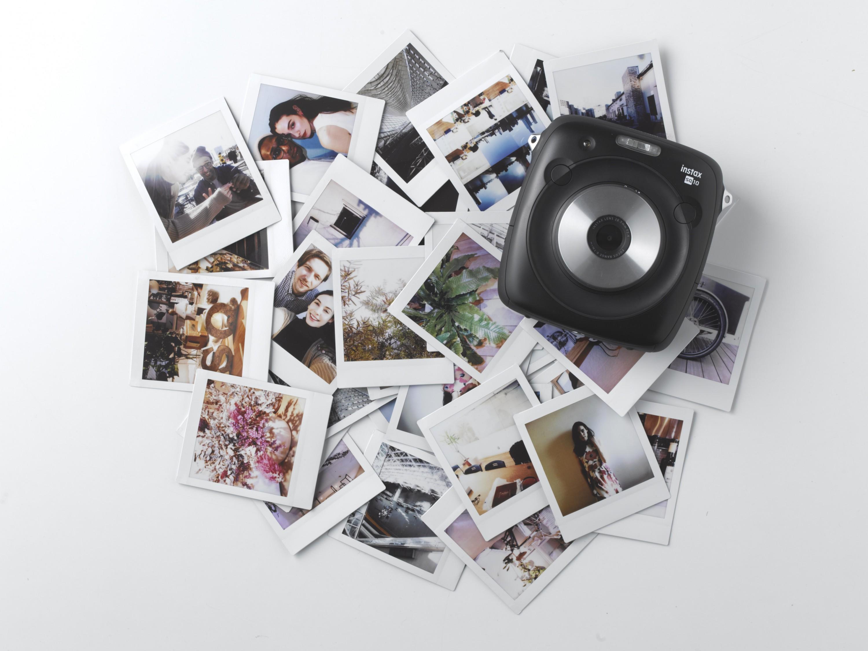 Polaroid подала всуд наFujifilm из-за выпуска пленки сбелыми рамками