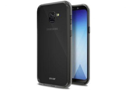 Дизайн нового смартфона Samsung Galaxy A5 (2018) раскрыли благодаря рендерам производителя чехлов, нас ждет Infinity Display, одинарная камера и более удобный сканер отпечатков