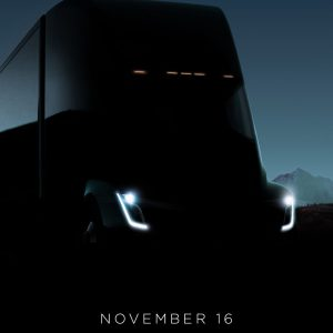 «Куда же я дел свою портальную пушку»: Илон Маск дразнит анонсом грузовика Tesla Semi, который будут транслировать онлайн