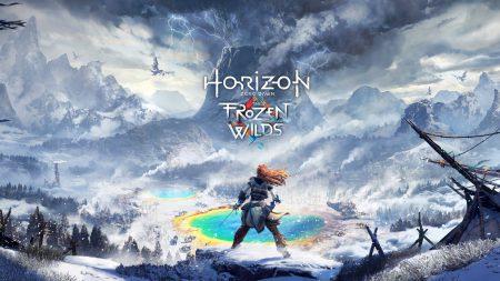 Horizon Zero Dawn: The Frozen Wilds — кибердемоны ледяных склонов