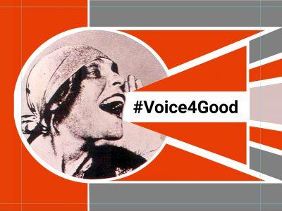 YouTube запускает в Украине кампанию Voice4Good c популярными украинскими влоггерами в поддержку позитивного диалога в сети