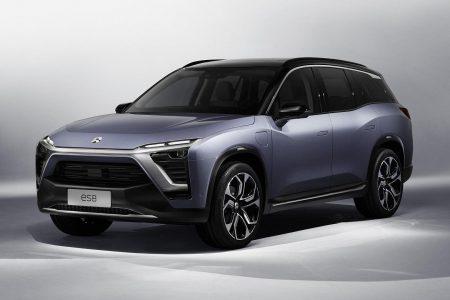 Началось производство китайского «убийцы» Tesla Model X с запасом хода до 500 км