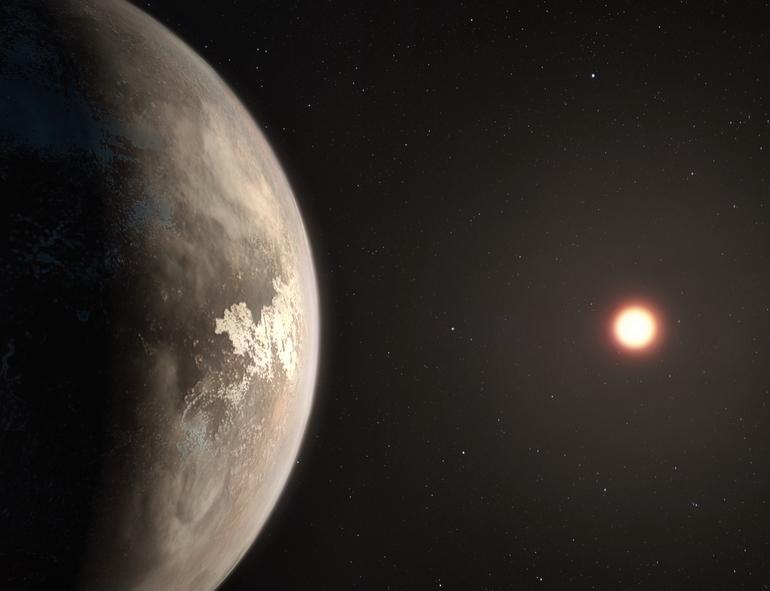 Лучший кандидат для поисков внеземной жизни новая землеподобная планета находится