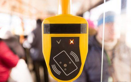 Электронный билет в киевском транспорте запустят в апреле 2018 года