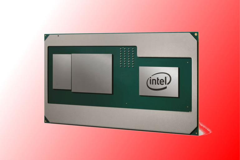 Intel работает над процессором сграфикой отAMD