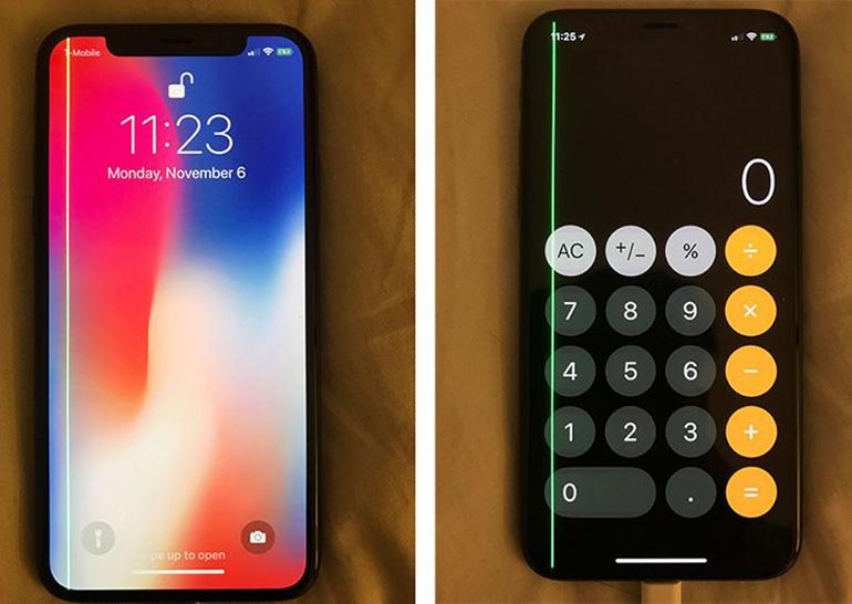 Дисплей iPhone Xнепереносит холодной погоды