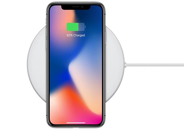 IOS 11.2 прибавит  смартфонам Apple быструю беспроводную зарядку